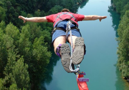 Garry Bridge - Bungee Jump Scotland
